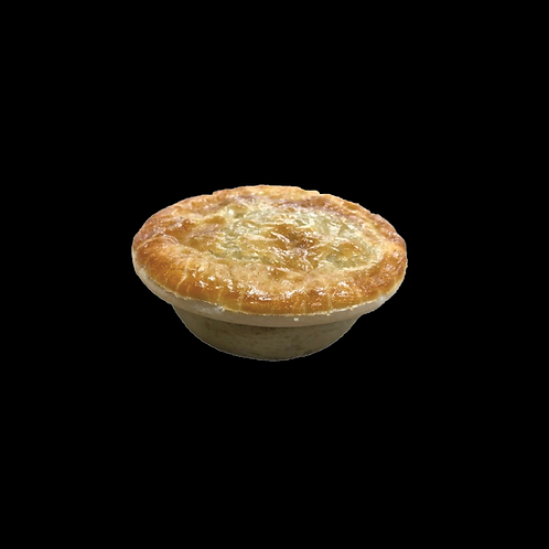Flat Top Pies - Pack of 3