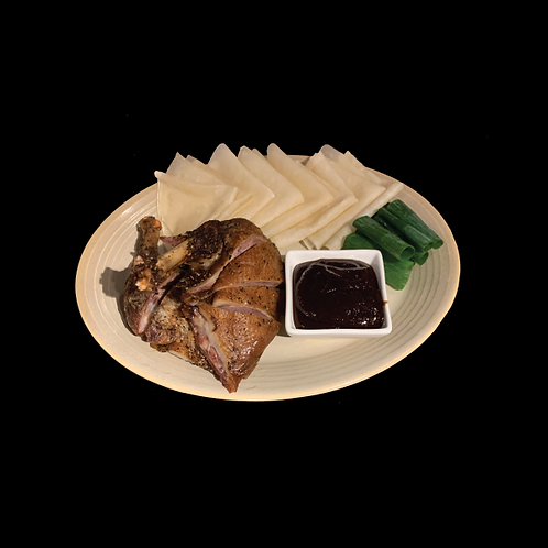 Sichuan ½ Duck With Pancake