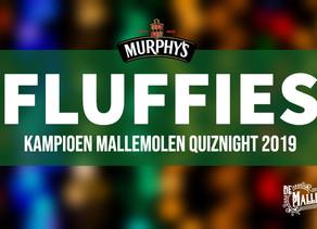 FLUFFIES KAMPIOEN !