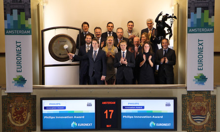 Opening the Euronext Amsterdam   May 17 2017