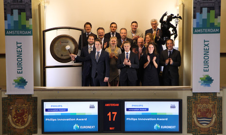 Opening the Euronext Amsterdam | May 17 2017