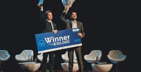 Winners of the Philips Innovation Awards 2017 | May 9 2017