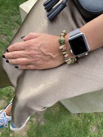 Krema Angelova Jewellery Bracelet Crystal Sustainable Handmade Unique Gemstones