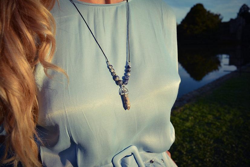 Sodalite Necklace