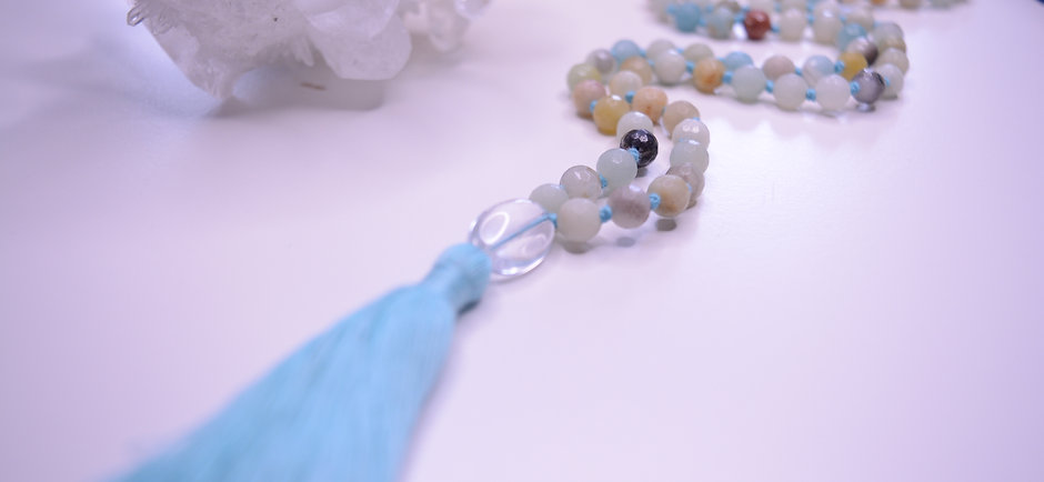 Soothing Mala Necklace