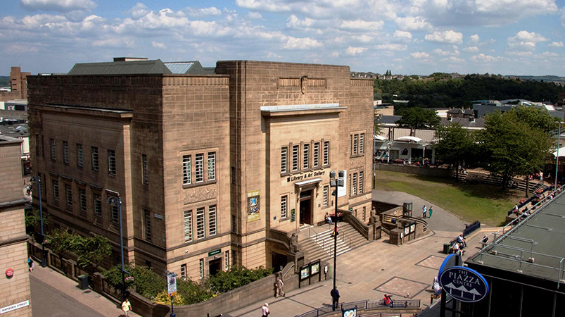 Huddersfield Town Library