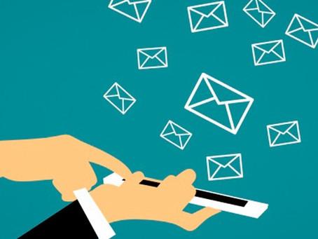 5 dicas para organizar melhor seus e-mails