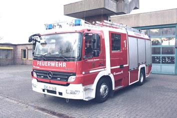 Feuerwache HLF 1