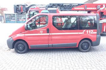 Feuerwache MTF 1