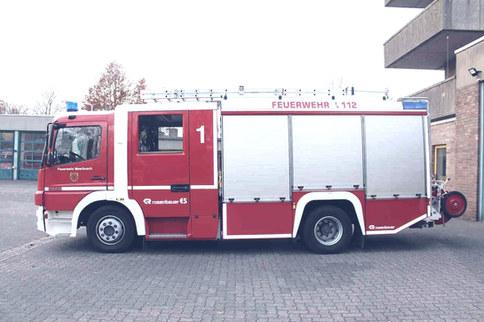 Feuerwache HLF 2