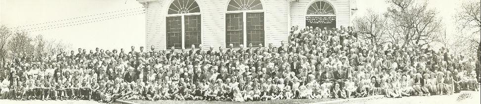 Congregation of early Salem