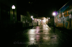 patchogue at night