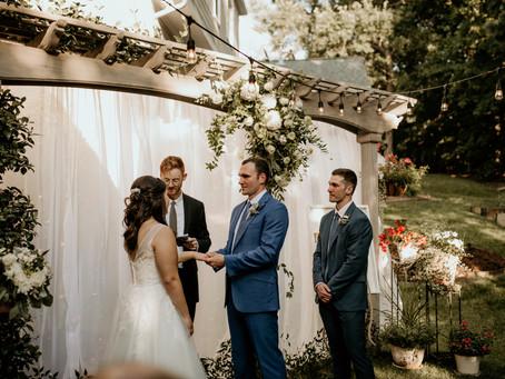 Brock & Carli | Raleigh, NC | Intimate Wedding