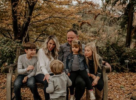 The Fuller Family || Coker Arboretum, Chapel Hill, NC