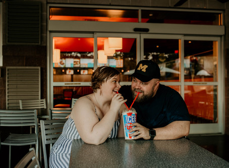 Megan & Brent || Frankie's Fun Park