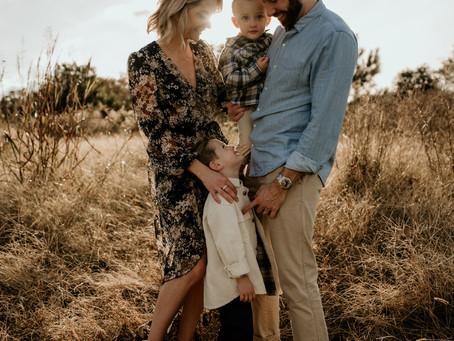 Dorothea Dix // Raleigh NC // Holiday Mini // The Cooksey Family
