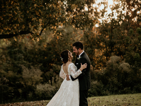 E. Carrol Joyner Park, NC Intimate Wedding // Thacher + Carissa