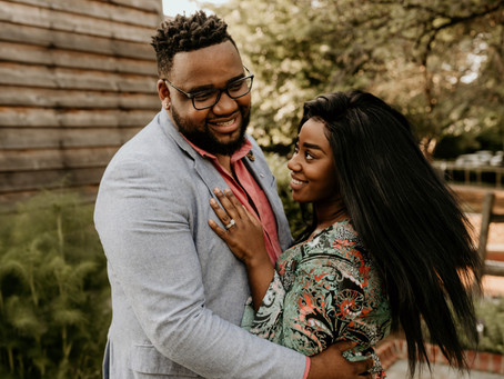 Destiny & Le'Andrew || Cary Session