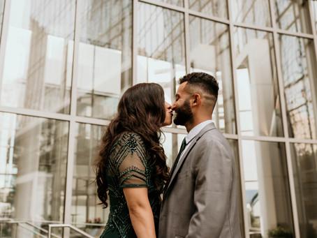 Moe & Trana || Charlotte NC Wedding