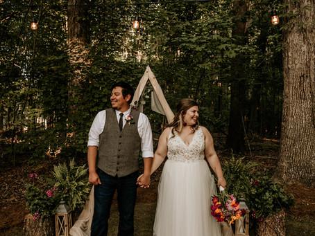 Caitlyn & Josue || Raleigh, NC Wedding