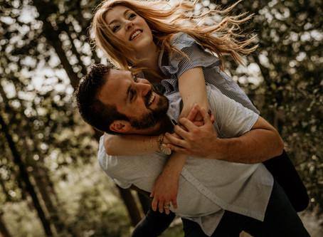Rachel & Jesse || Sarah P. Duke Gardens
