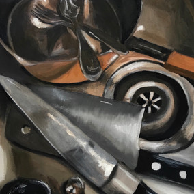 """Eating Meat"" - Short Story by Thalia Bonas"