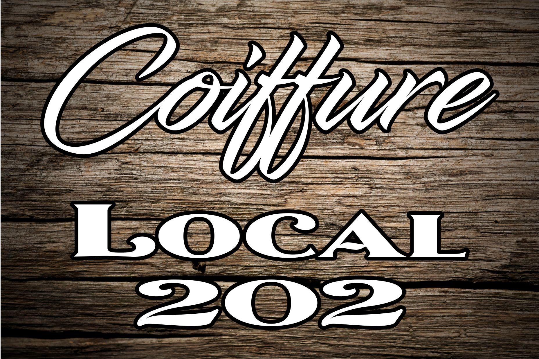 Coiffure Local 202