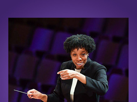 "Kalena Bovell - ""Conducting the Music of Something Beginning"" (Episode 84)"