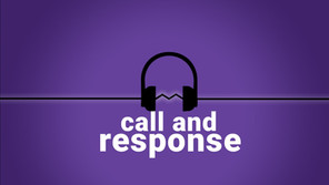 Welcome to call and response (Podcast preview episode)