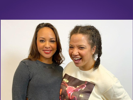 "Jasmine Cephas Jones — ""Saying Yes to This (Transformation)""(Episode 69)"