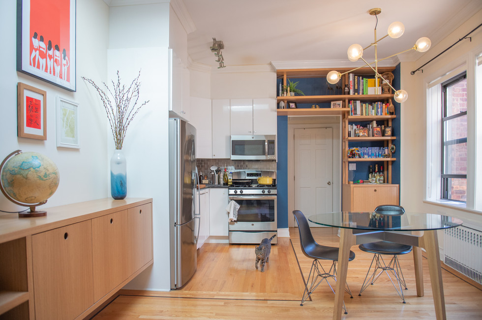 PROSPECT HEIGHTS APARTMENT