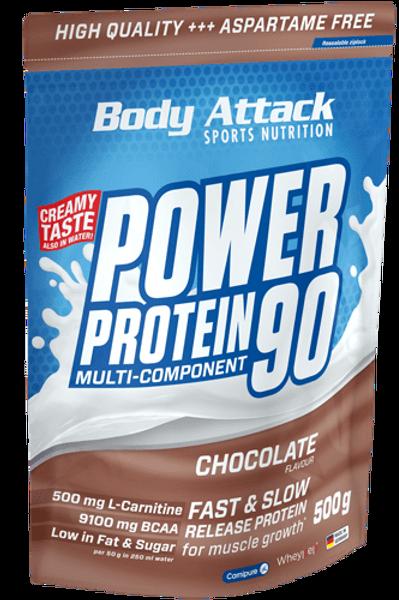 Power Protein Pro 90 Body Attack