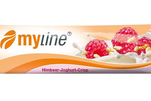 myline RIEGEL Himbeer-Joghurt Crisp