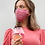 Thumbnail: Leopard Jungle Pink | Face Mask