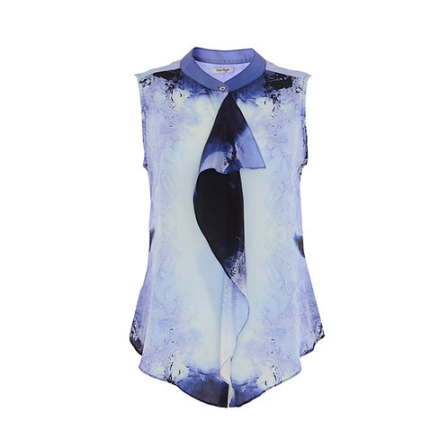 Free Flow | Waterfall Blouse