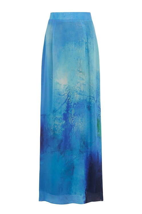 Archive Oceanic Eelco | Maxi Skirt