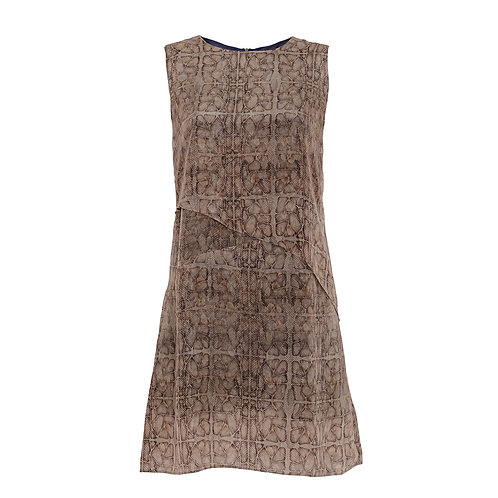 Reptilian | Layer Dress