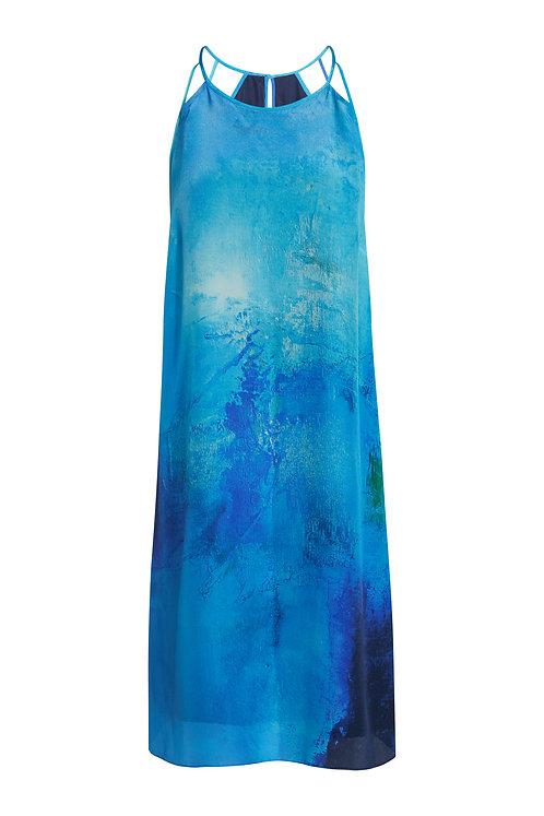 Oceanic Eelco | Midi Dress