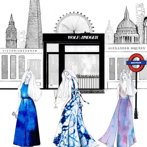 Your Invitation: London Fashion Week Event