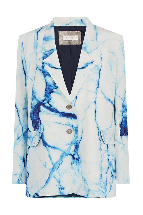 Arctic Marble | Tailored Jacket