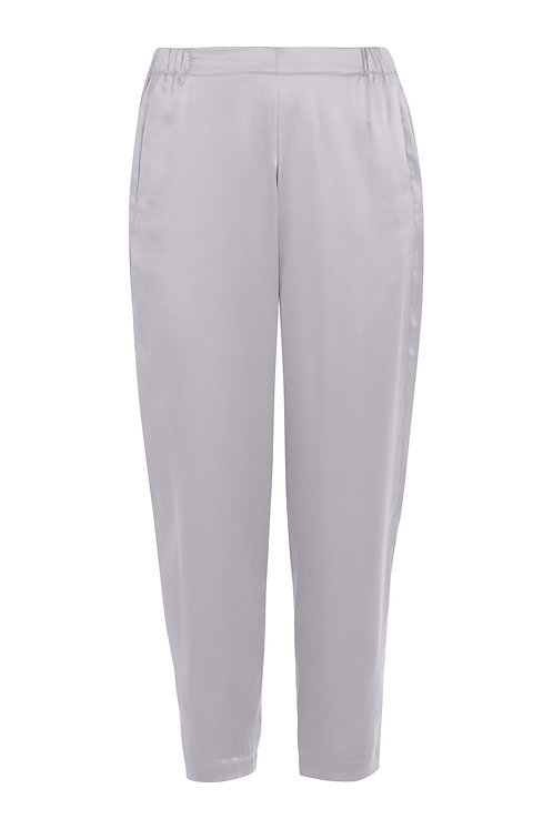 Silver Grey | Relaxed Trouser