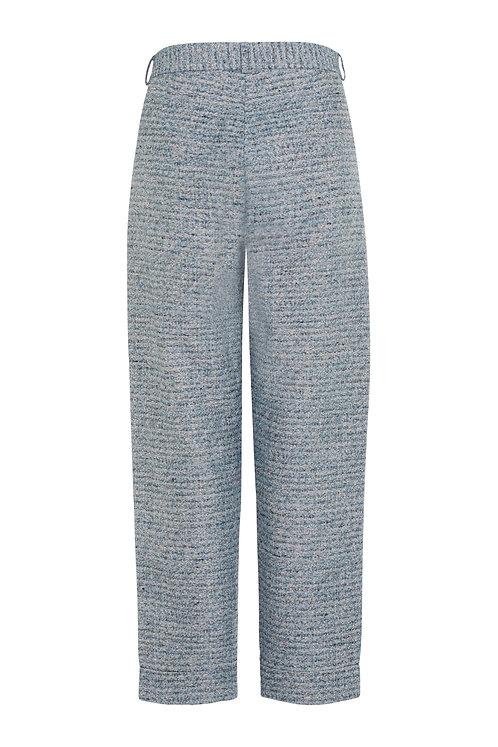 Marine Woven | Tailored Trouser