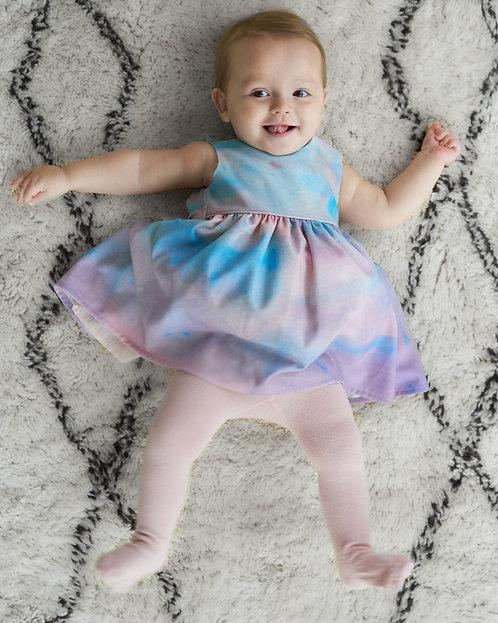 Blush Horizon | Little Lulu Dress
