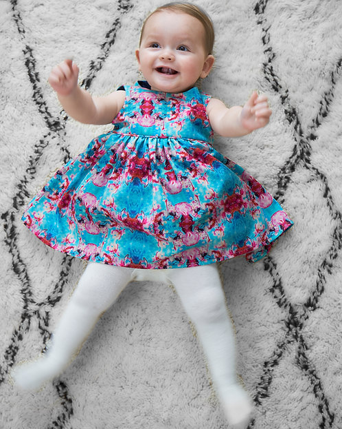 Orchid | Little Lulu Dress