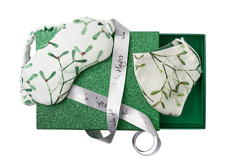 Mistletoe Beaded Detail | Luxury Gift Set