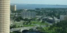 Tampa Bay view