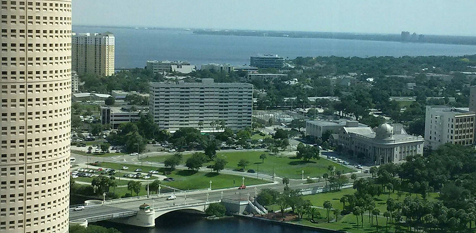 Tampa Bay view