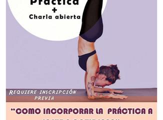 PRÁCTICA + CHARLA ABIERTA Sede Córdoba