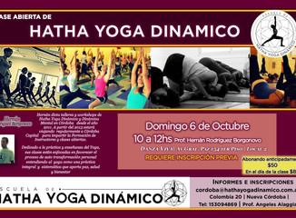 Clase Especial de Hatha Yoga Dinamico N°8