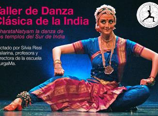 Danza Clásica de la India - Taller